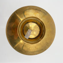 Load image into Gallery viewer, Peach Brass Dish