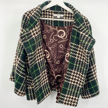 Load image into Gallery viewer, London Plaid Coat