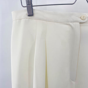 Winter White Pant