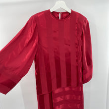 Load image into Gallery viewer, Red Stripe Shift Dress