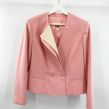 Load image into Gallery viewer, Chorus Line Wool Blazer