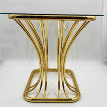 Load image into Gallery viewer, Brass End Table