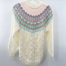 Load image into Gallery viewer, Mariposa Fair Isle Sweater