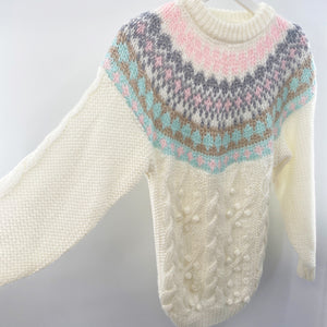 Mariposa Fair Isle Sweater