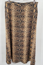 Load image into Gallery viewer, Zara Snake Print Skirt