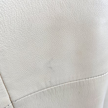 Load image into Gallery viewer, Cream Leather Pant