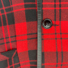Load image into Gallery viewer, Louben Plaid Jacket