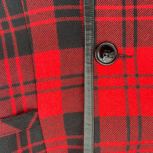 Louben Plaid Jacket
