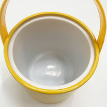 Load image into Gallery viewer, Yellow Ice Bucket