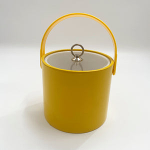 Yellow Ice Bucket