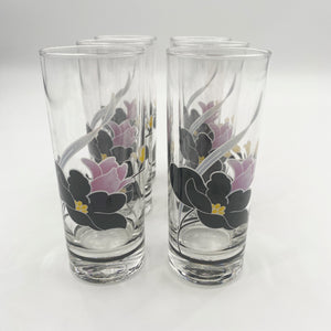 Floral Tall Tumbler