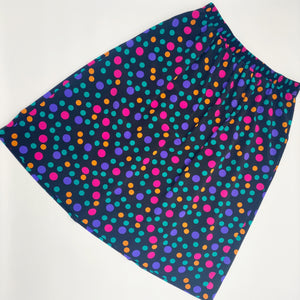 Perfect Polka Dot Skirt