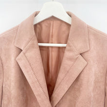 Load image into Gallery viewer, Pinky Beige Blazer