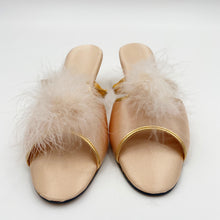 Load image into Gallery viewer, Peach Puff Slipper