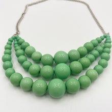Load image into Gallery viewer, Mint Beaded Necklace