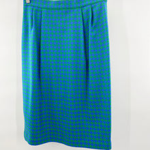 Load image into Gallery viewer, Ports Houndstooth Skirt Suit