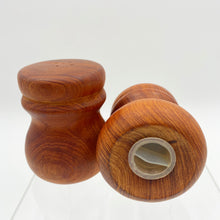 Load image into Gallery viewer, Teak S&P Shakers
