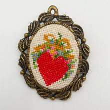 Load image into Gallery viewer, Cross-stitch Pin