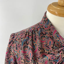 Load image into Gallery viewer, Ports Paisley Blouse