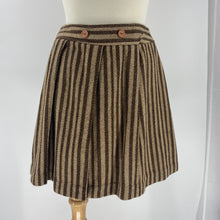 Load image into Gallery viewer, Stripe Mini Skirt