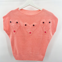 Load image into Gallery viewer, Fuzzy Hearts Sweater