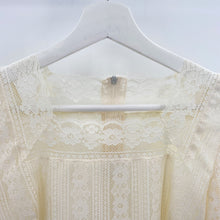 Load image into Gallery viewer, Prairie Lace Top