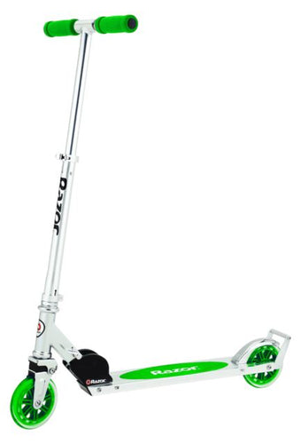 A3 Scooter Razor Brand Green