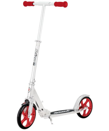 A5 Lux Scooter Razor Brand Red