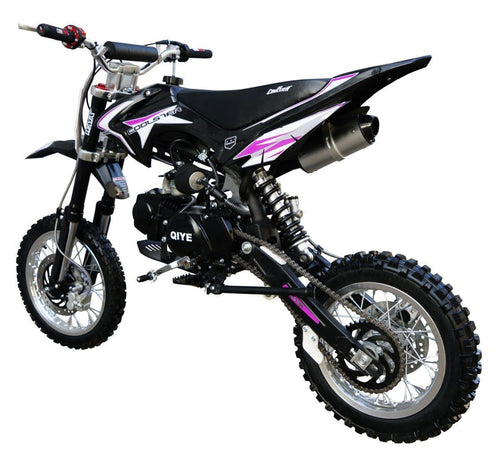 Coolster XR-125A - 125CC Manual Mid Sized Dirt Bike Coolster