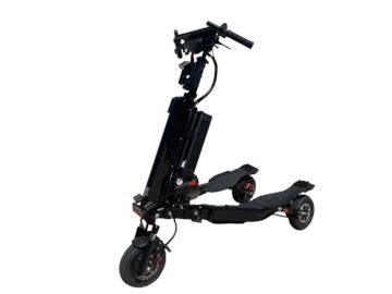 Defender 48V 3WD Trikke Black