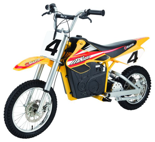 Dirt Rocket MX650 Razor