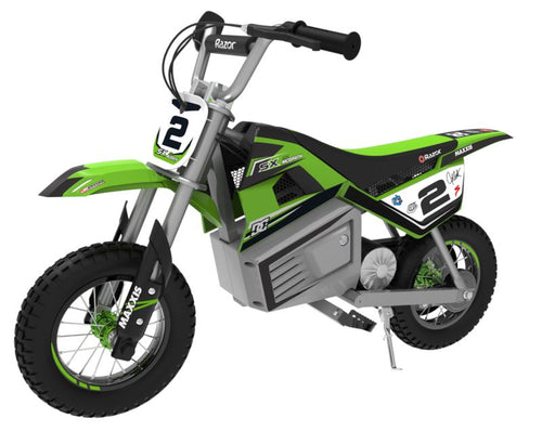 Dirt Rocket SX350 McGrath - Green Razor
