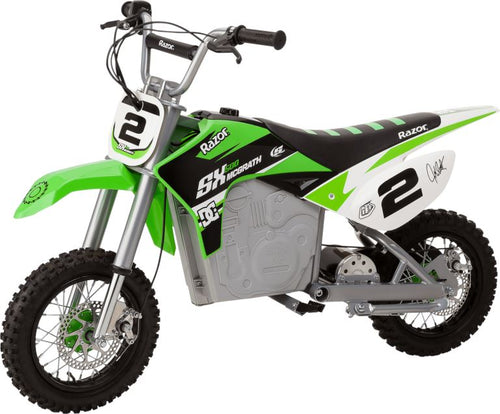 Dirt Rocket SX500 McGrath - Green Razor