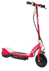 E100 Electric Scooter Razor Red