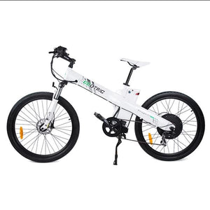 Ecotric Seagull Electric Mountain Bicycle - White Ecotric