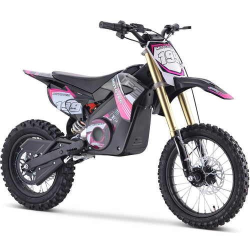 MotoTec 48v Pro Electric Dirt Bike 1500w Lithium wootscoot