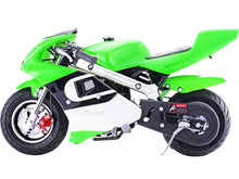 Load image into Gallery viewer, MotoTec GBmoto Gas Pocket Bike 40cc 4-Stroke Big Toys USA