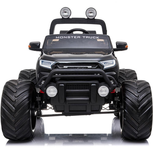 MotoTec Monster Truck 4x4 12v White (2.4ghz) MotoTec
