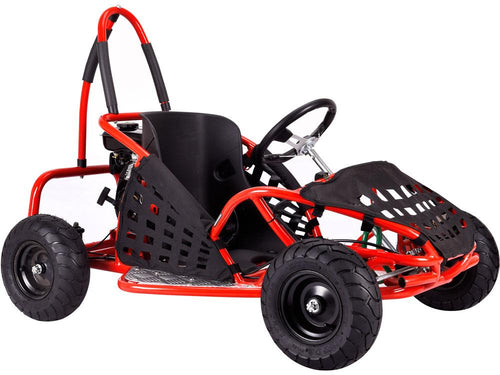 MotoTec Off Road Go Kart 79cc Big Toys USA