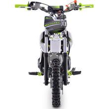 Load image into Gallery viewer, MotoTec X1 70cc 4-Stroke Gas Dirt Bike Green Big Toys USA