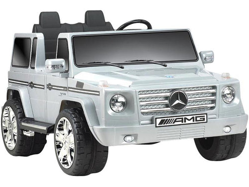 NPL Mercedes Benz G55 12v Truck GRAY Big Toys USA