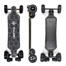 Load image into Gallery viewer, RALDEY BAMBOO V3S-AT ALL TERRAIN ELECTRIC SKATEBOARD Raldey
