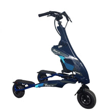 Load image into Gallery viewer, Trikke Pon-e 48v FWD Trikke Dark Blue