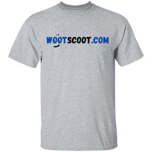Load image into Gallery viewer, WootWEAR Classic Tee T-Shirts CustomCat Sport Grey S