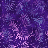Extra Wide BACKING Fabric 'Wilmington Essentials' Petals, Purple