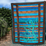 Batik Beauty Quilt for Sale
