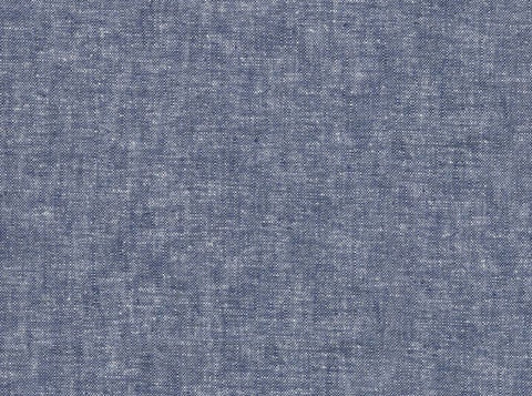 'Essex Linen' by Robert Kaufman  - Denim