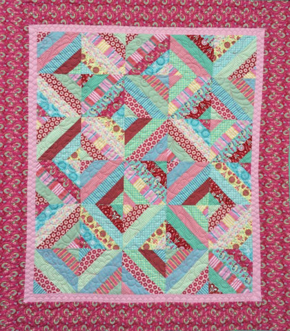 FREE PATTERN 'Juliettes Diamonds'