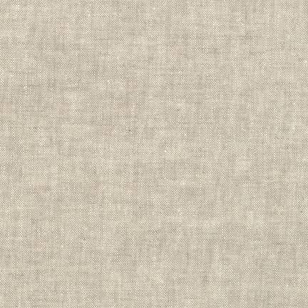 'Essex Linen' by Robert Kaufman  - Flax