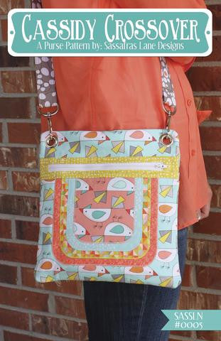 'Cassidy Crossover Bag' Pattern